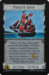 dominion pirate ship