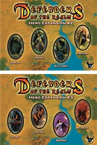 Hero Expansion 2 and 3
