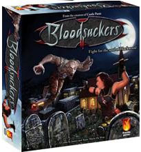 Bloodsuckers Board Game