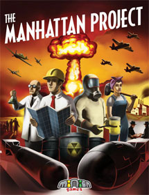 The Manhattan Project Board Game Review