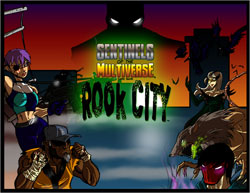 Sentinels of the Multiverse Rook City Review | play board games