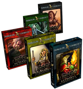 Dungeon Crawler Delve Packs