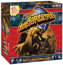 Monsterpocalypse Battlebox