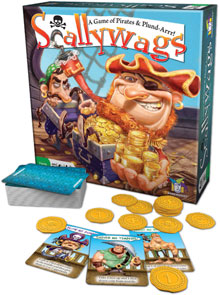 Scallywags Game