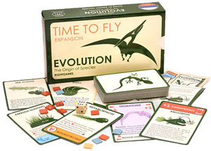 Evolution Time to Fly
