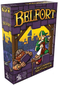 Belfort Board Game