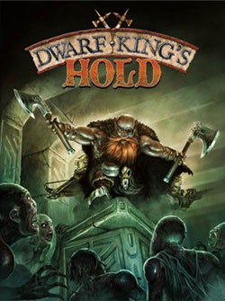 Dwarf Kings Hold Ancient Grudge