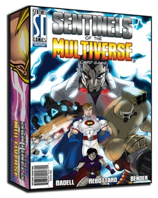 Sentinels ofthe Multiverse: Enhanced Edition