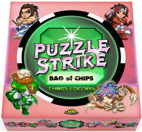 Puzzle Strike 3rd Edition