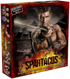 Spartacus Board Game