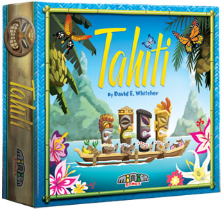 Tahiti Board Game