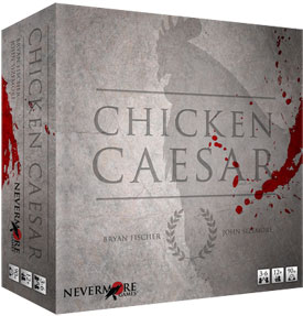 Chicken Caesar Board Game