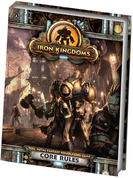 Iron Kingdoms RPG Review