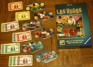 Las Vegas Board Game