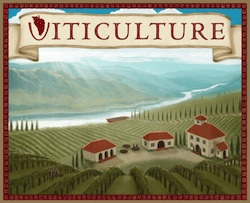 Viticulture Board Game