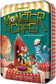 Monster Cafe Game