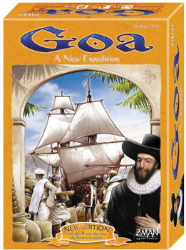 Goa Board Game