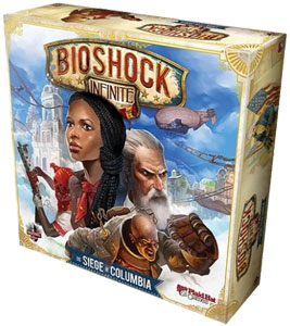 BioShock Board Game