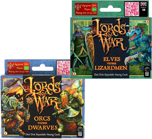 Lords of War Card Game