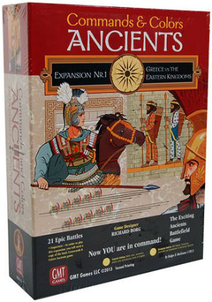 Commands and Colors Ancients Expansion Pack 1