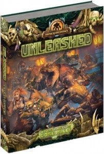 Unleashed  RPG Core Rules
