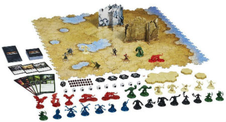 Magic the gathering arena of the planeswalkers review play board games - Magic the gathering game table ...