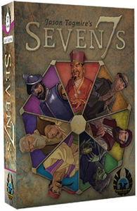 Seven7s Card Game