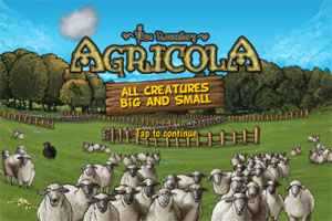 Agricola All Creatures Big and Small