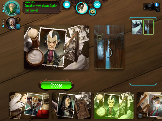 Mysterium App Screenshot