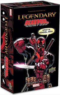 Legendary Deadpool