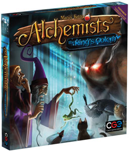 Alchemists Kings Golem Expansion