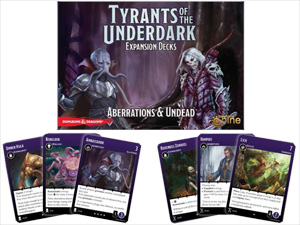 Aberrations and Undead Expansion