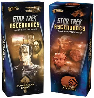 Ascendancy Ferengi-& Cardassian Expansions