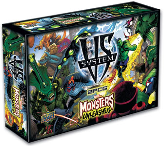 VS 2PCG Monsters Unleashed