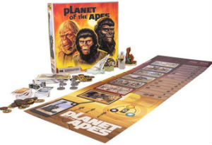Planet of the Apes boardgame