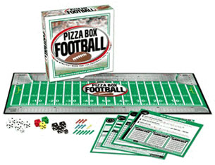 simulated dice football games
